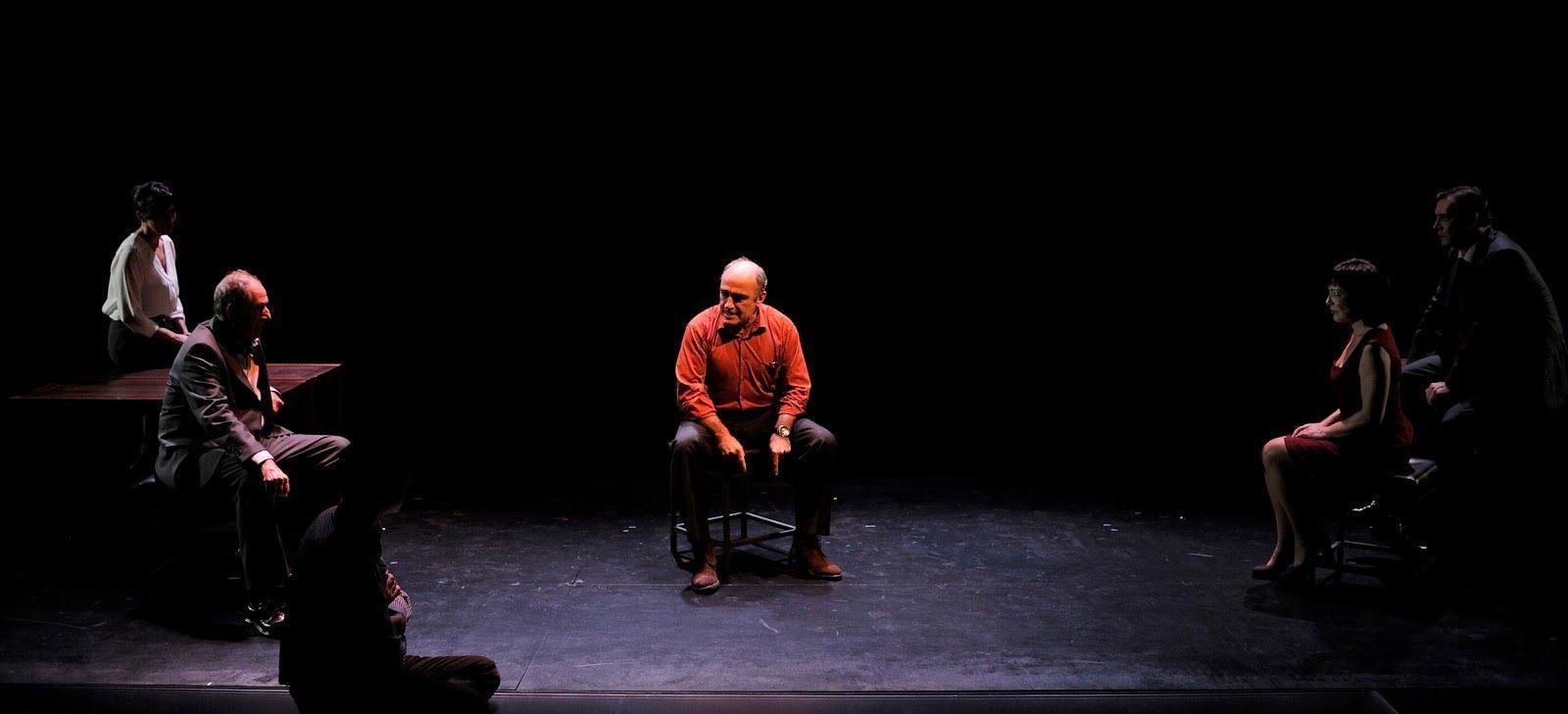 Pàtria - Teatre Lliure - (c) David Ruano.