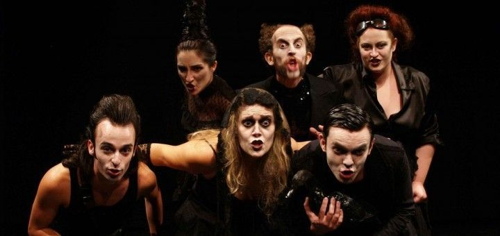 Ruddigore o la nissaga maleïda - Egos Teatre - (c) Laura Guerrero.
