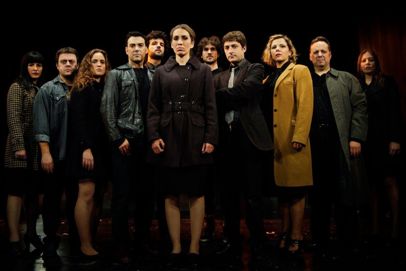 Germans de sang - Teatre del Raval - (c) Pol Turrents