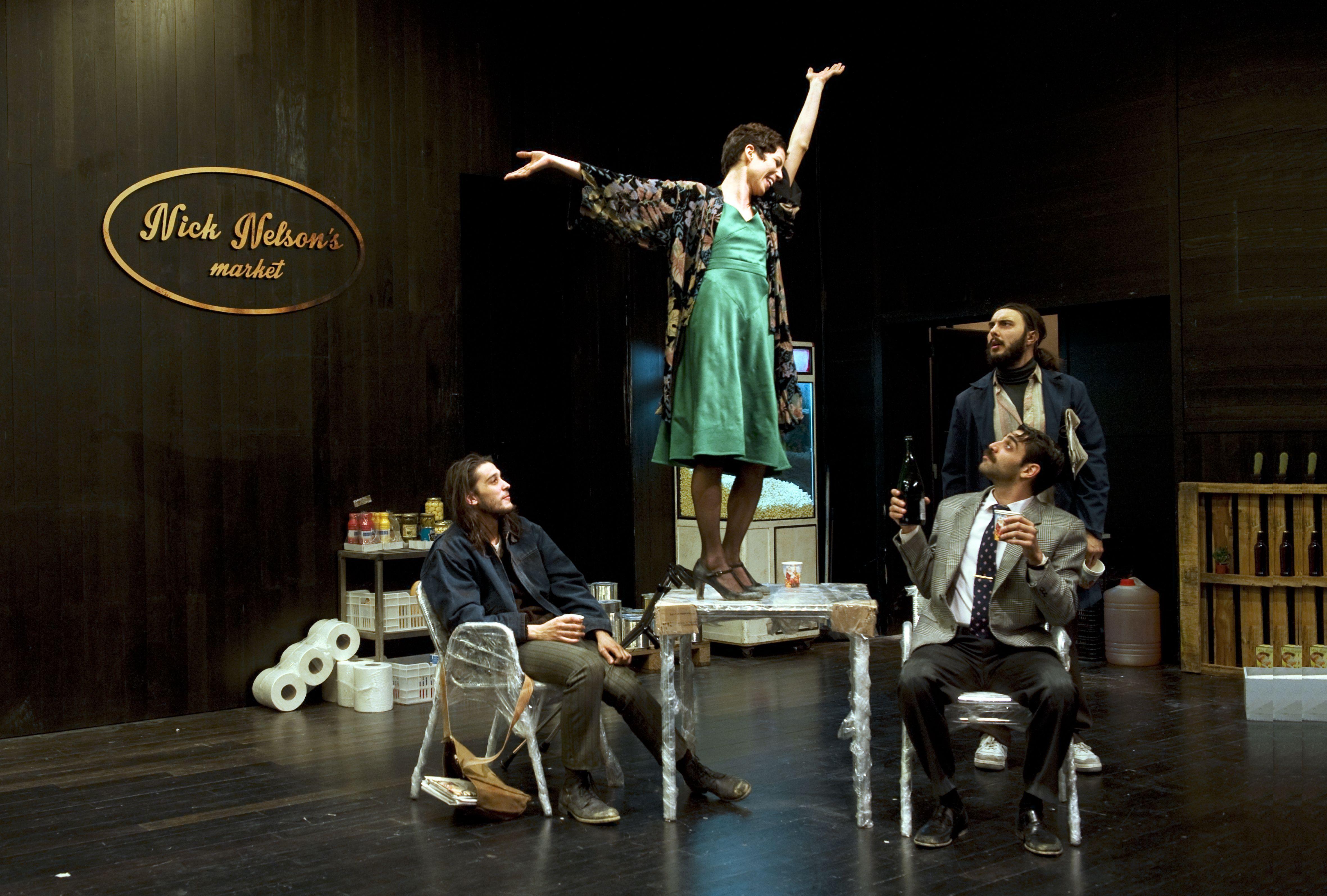 Somni americà - Teatre Lliure - (c) Ros Ribas