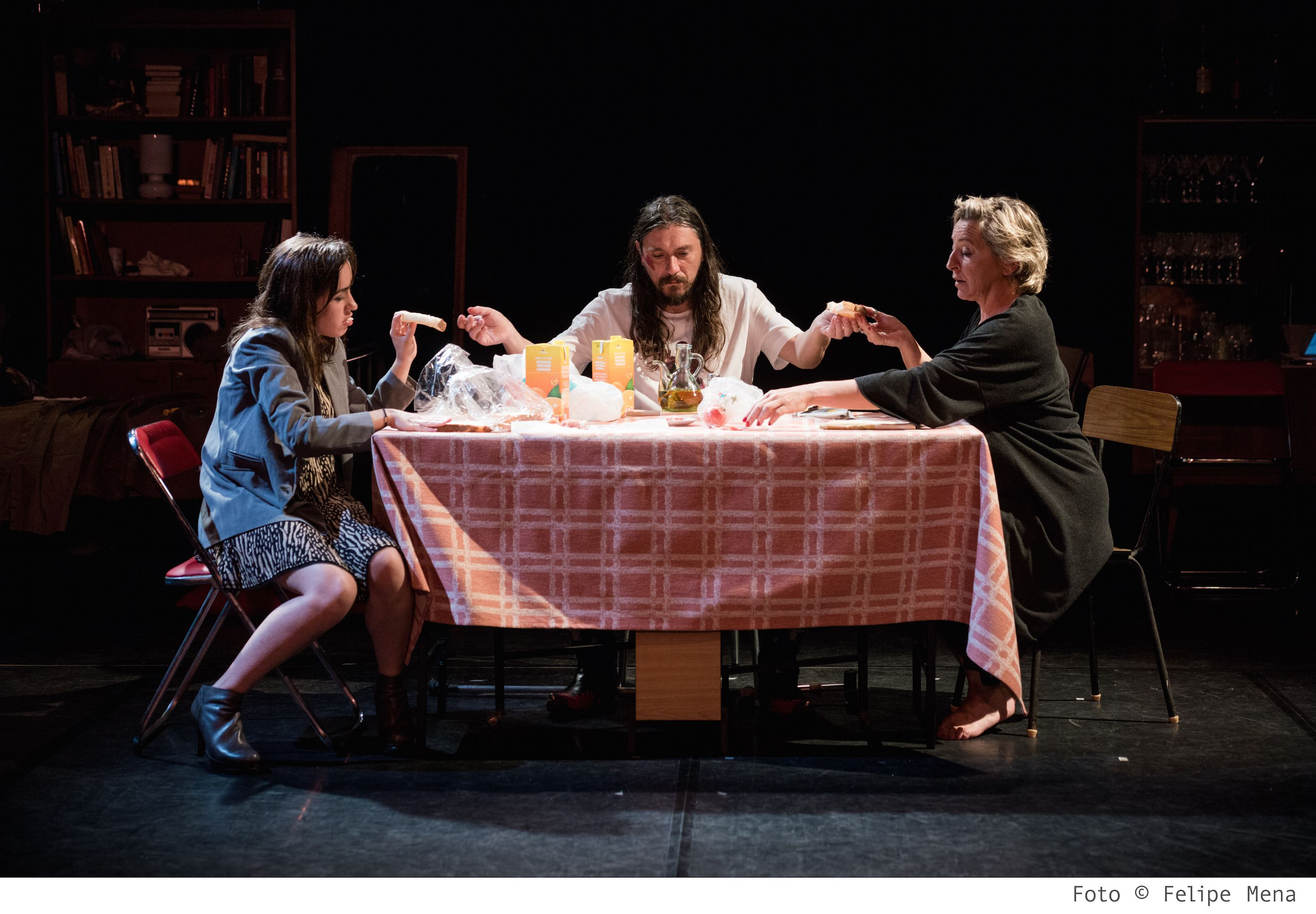 Cleòpatra - Teatre Lliure - (c) Felipe Mena