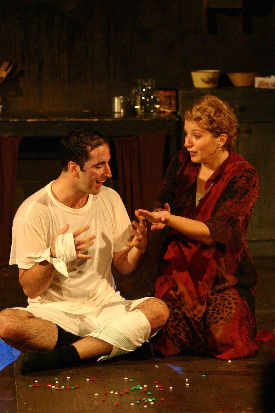Helverova Noć (La nit d'Helver) - Teatre Romea - (c) Ilaria Costanzo.