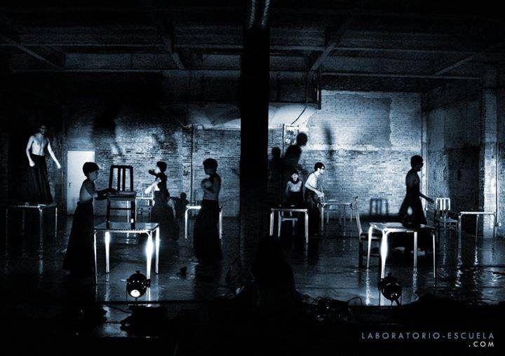 ¡Quién va! - Laboratorio Teatro - (c) Ulises Fontana