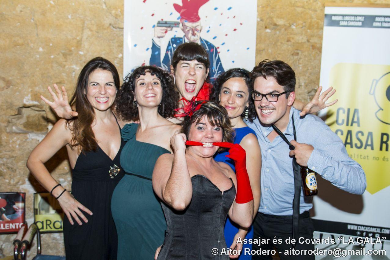 El nostre estimadíssim staff. Fotografia d'Aitor Rodero. El PolloCall de La Gala. aitorrodero@gmail.com