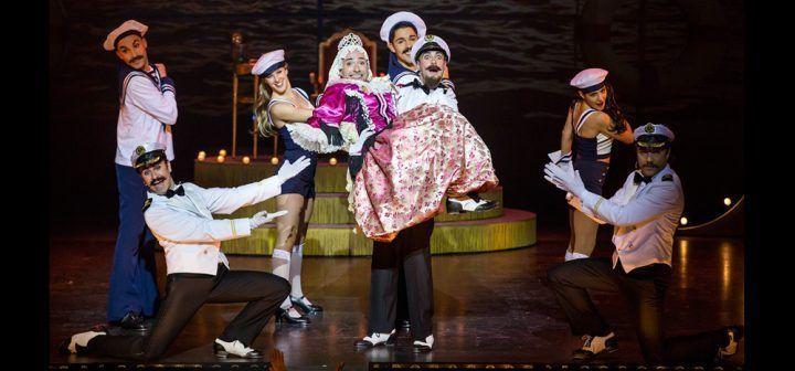 Moustache El musical - Teatre Apolo - © Luís Tato.