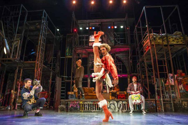 Rent - St James Theatre