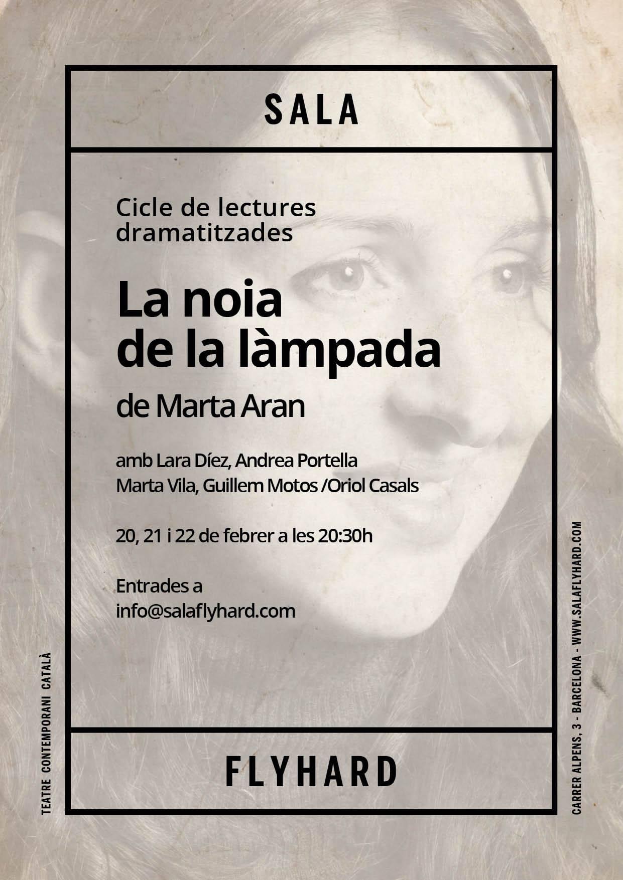 La noia de la làmpada - Marta Aran