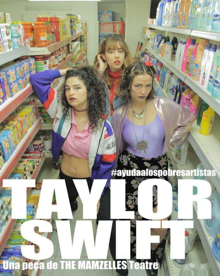 Taylor Swift - The Mamzelles