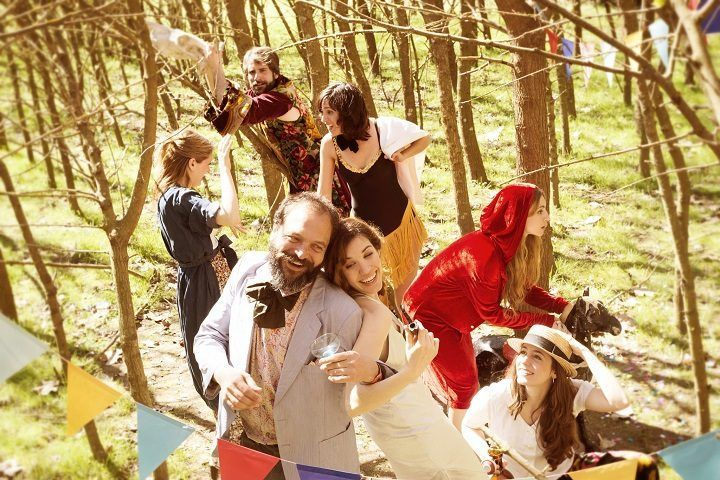 Somni d'una nit d'estiu - Pirates Teatre - (c) Roser Blanch