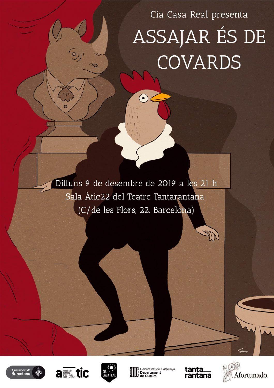 Assajar és de covards - #assajardesembre