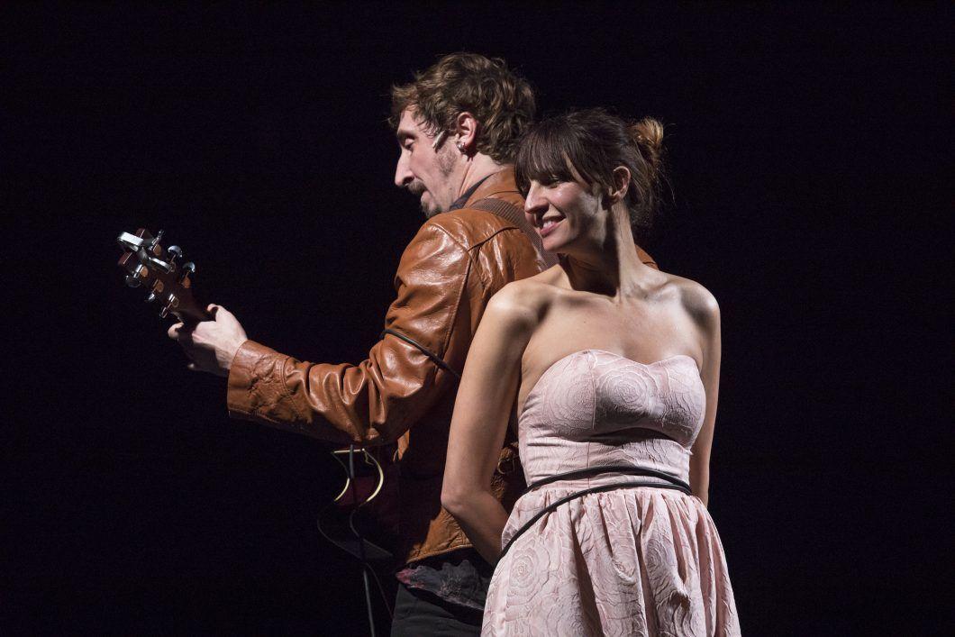 Aquella nit (una obra de teatre amb cançons) (c) Lander Larrañaga