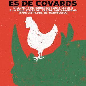 Assajar és de covards - (c) Oscar Perales